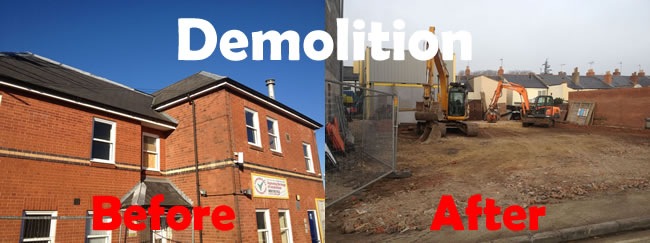 Demolition Gloucestershiree
